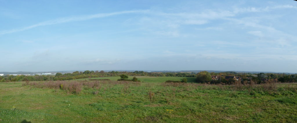 The Hatch Farm site